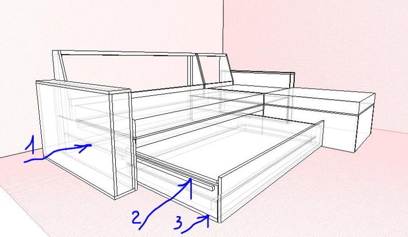 Угловой раскладной диван своими руками чертежи и схемы